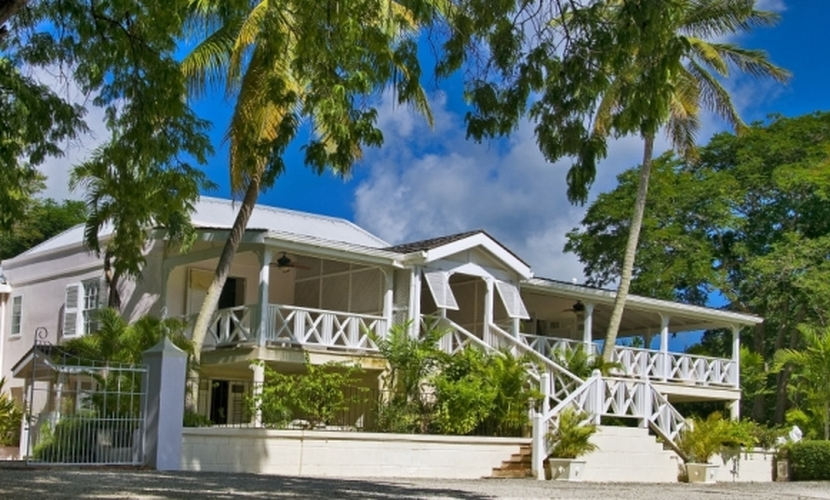 Bellevue Plantation House Barbados