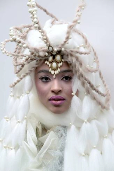 Afro Hair Live 2014 Sensational Icon
