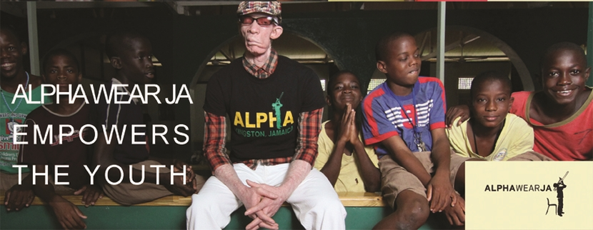 Alpha Wear JA Yellowman