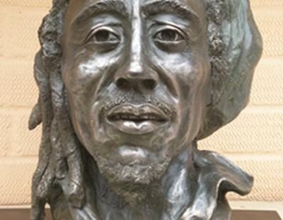 Bob Marley Bronze