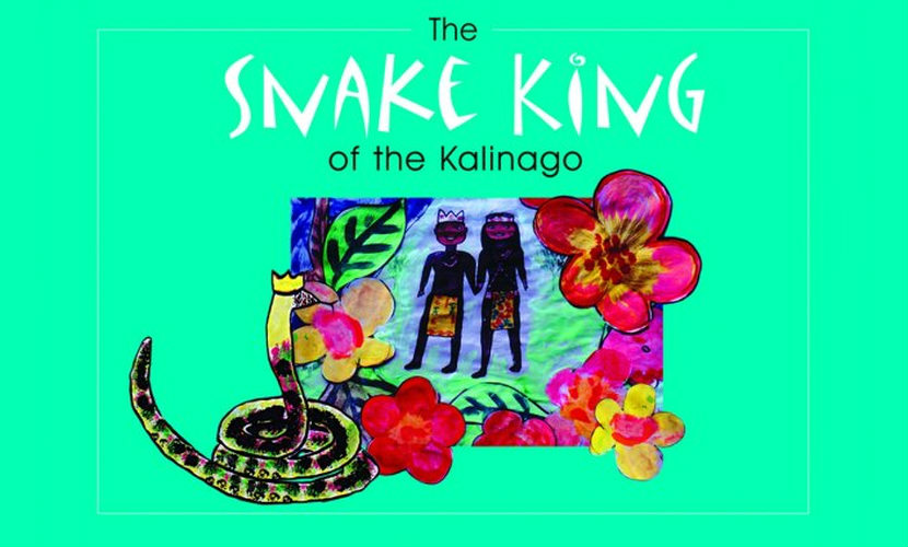 Snake King of the Kalinago