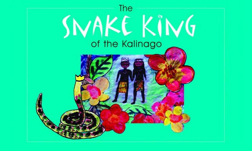 Snake King of the Kalinago