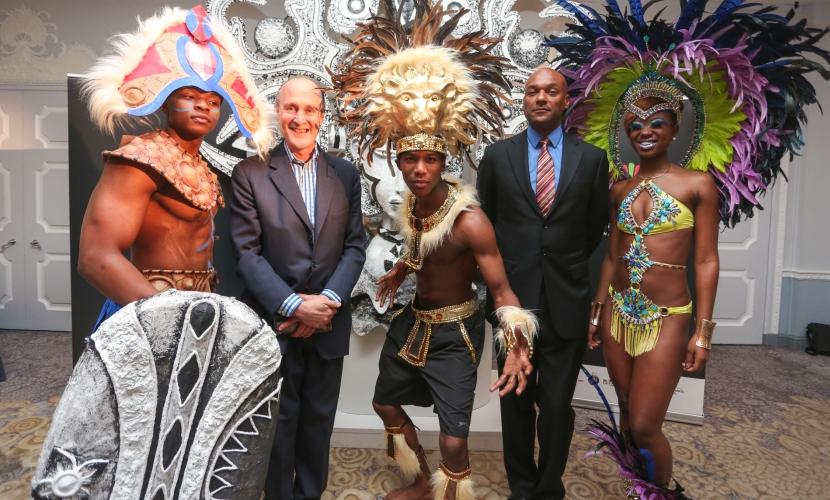 Carnival Arts Partnership 2014