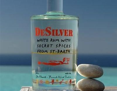 De Silver Spiced Rum Caribbean