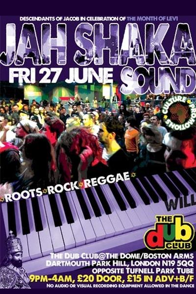 Jah Shaka June 2014