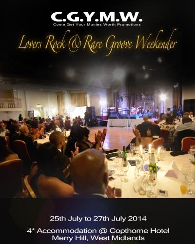 Lovers Rock Weekender 2014