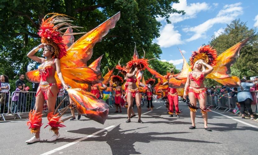 Luton Carnival Parade 2014