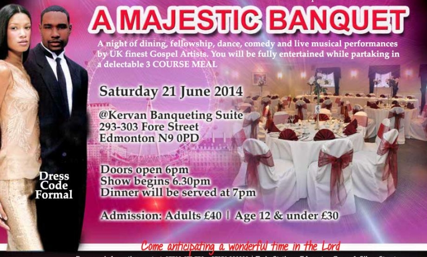 Majestic Banquet
