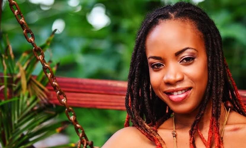 "Dominica's Michele Henderson wins CARICOM song competition 2014. "" - michele-henderson-caricom-song-comp-winner-830x498"