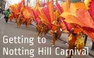 Getting to Notting Hill Carnival