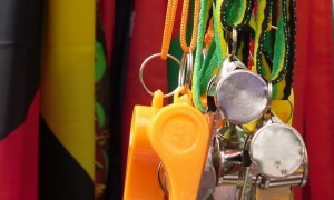 Notting Hill Carnival Whistles