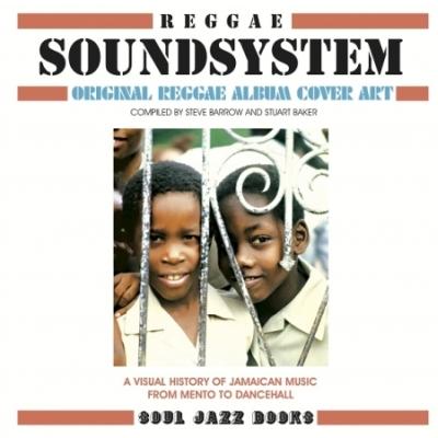 Reggae Soundsystem Book Cover