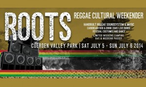 Roots Reggae Weekender UK