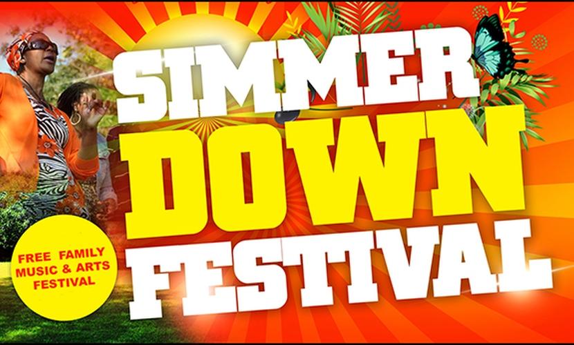 Simmer Down Festival Birmingham 2014