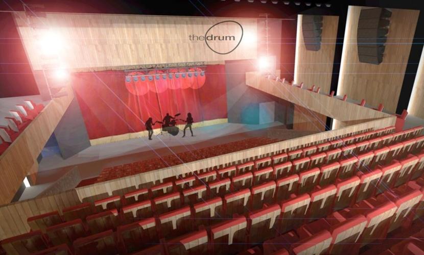 The Drum Auditorium
