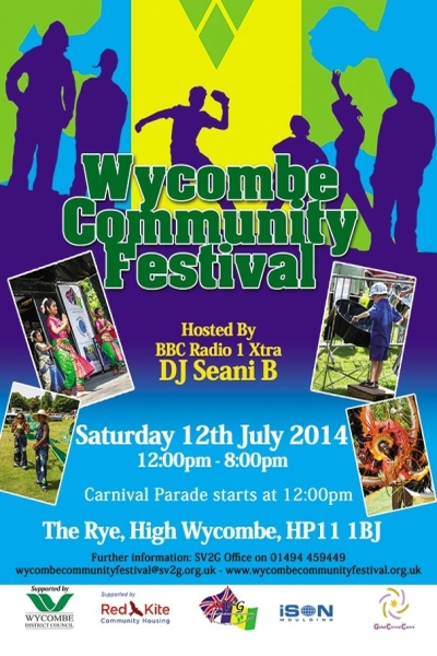 Wycombe Community Festival