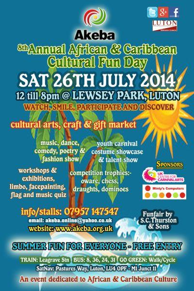 Akeba African Caribbean Fun Day