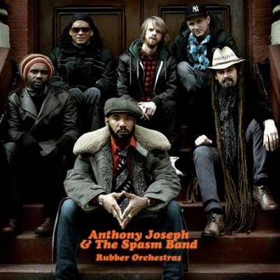 Anthony Joseph Rubber Orchestras Album