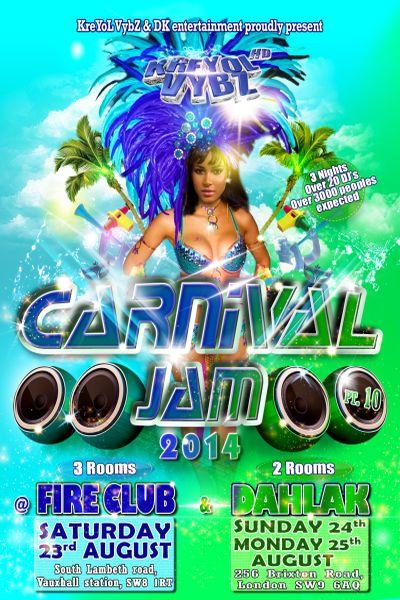 Carnival Jam 2014