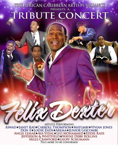 Felix Dexter Tribute 2014
