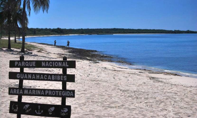 Guanahacabibes Beach Cuba