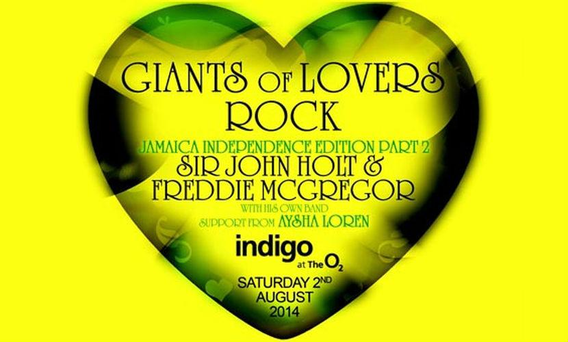 Giants of Lovers Rock Aug 2014