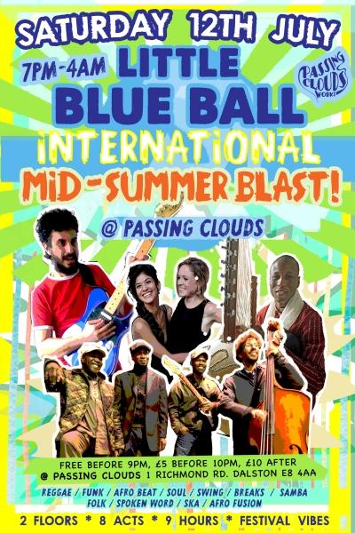 Jul 2014 Little Blue Ball