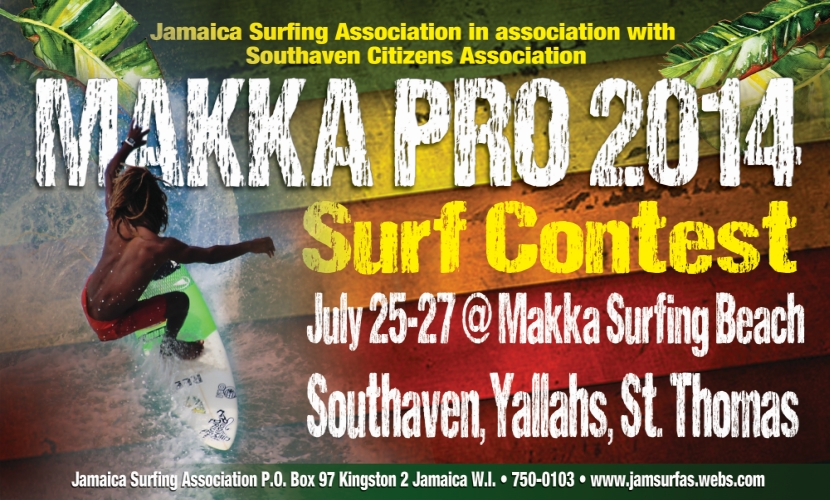 MAKKA Pro 2014 Surf Contest