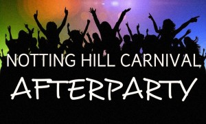 Notting Hill Carnival Afterparties