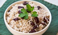 Rice and Peas Caribbean Food
