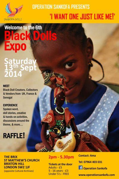 Black Dolls Expo