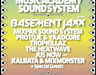 RBMA Sound System Notting Hill Carnival-2014