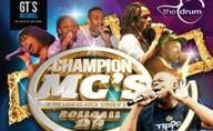 Reggae MCs Drum 2014