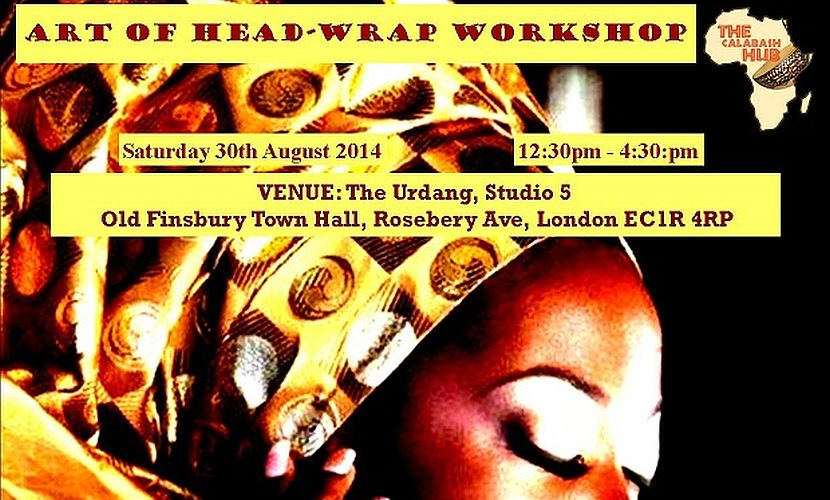 Art of Head Wrapping Event