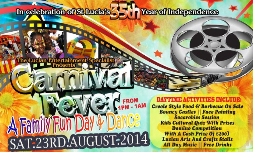 Carnival Fever August 2014
