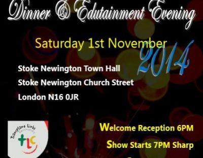 CKD Charity Eve Nov 2014