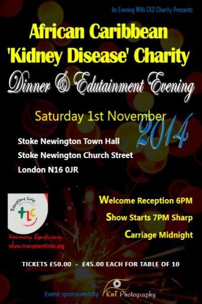 CKD Charity Eve Nov 2014