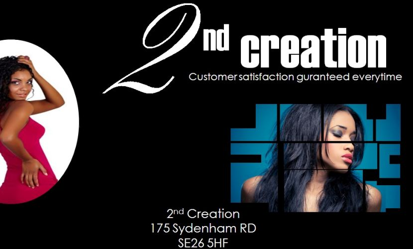 2nd creation hair salon sydenham for A new creation salon