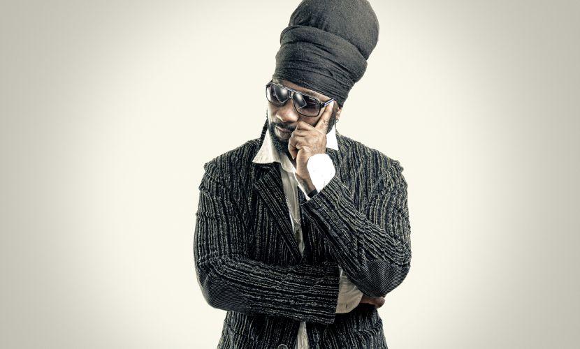 Ras Mc Bean Reggae Artist