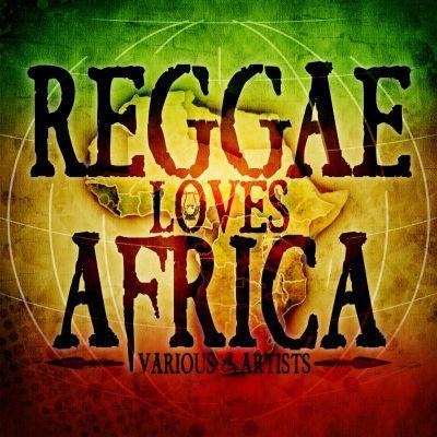 Reggae Loves Africa VP Records