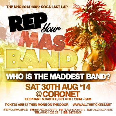 Rep Your Mas Band