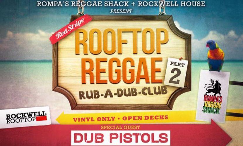 Rooftop Reggae 2014