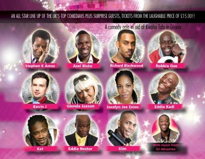 Strictly Come Laughing Sept 2014