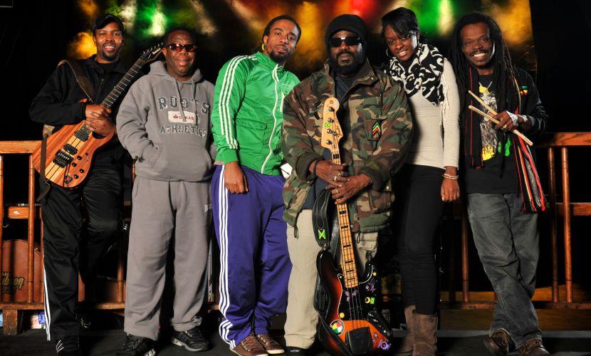 The Wailers Reggae Tour