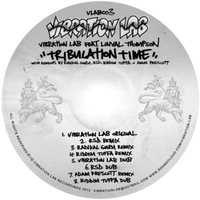 Vibration Lab CD