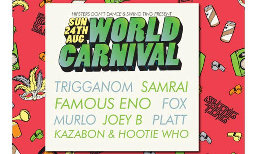 World Carnival 2014
