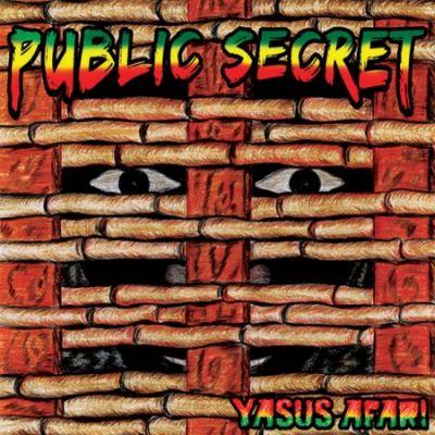 Yasus Afari Public Secret Album Cover