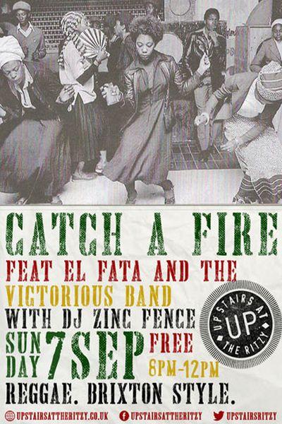 2014 Catch A Fire Sept