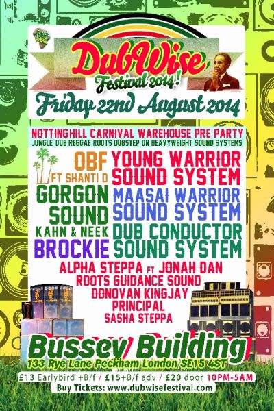 Dubwise Festival 2014