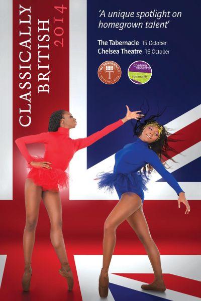 Classically British 2014